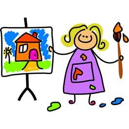نقاشی با تخیلات کودک رایان