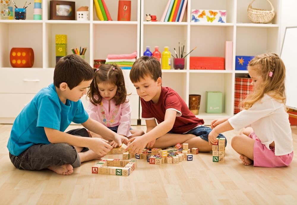 6 بازی خلاق برای کودکان