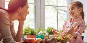 آگاهی از شباهتها- تقلید کودکان از بزرگترها